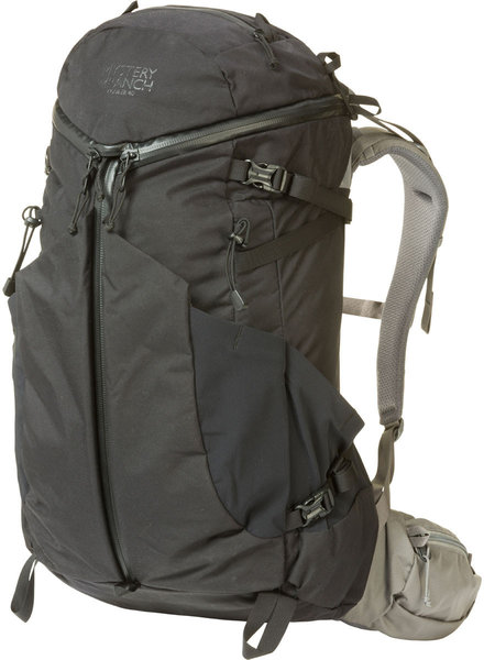 Mystery Ranch Coulee 40 Pack Color: Black