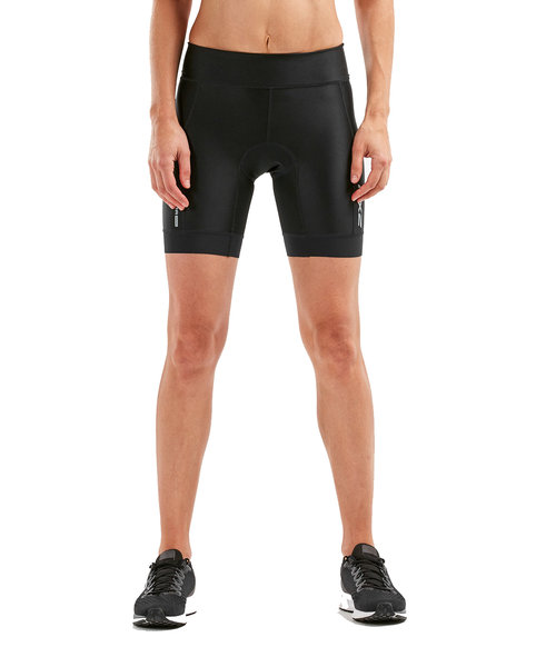 2XU Accelerate Compression Short Color: Black/Nero
