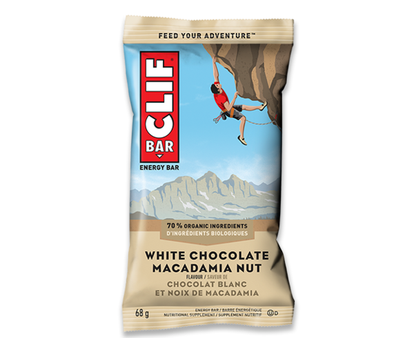 Clif CLIF BAR - White Chocolate Macadamia Nut (68g)