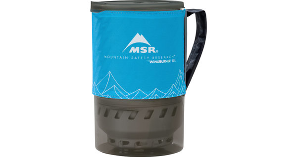MSR Windburner 1.8L Duo Accessory Pot