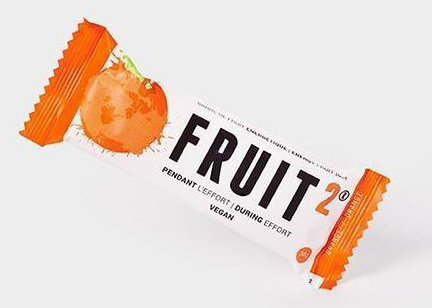 Xact Nutrition FRUIT2 Energy Fruit Bar - Orange (Single/30g)