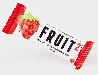 Xact Nutrition FRUIT2 Energy Fruit Bar - Strawberry (Single/30g)