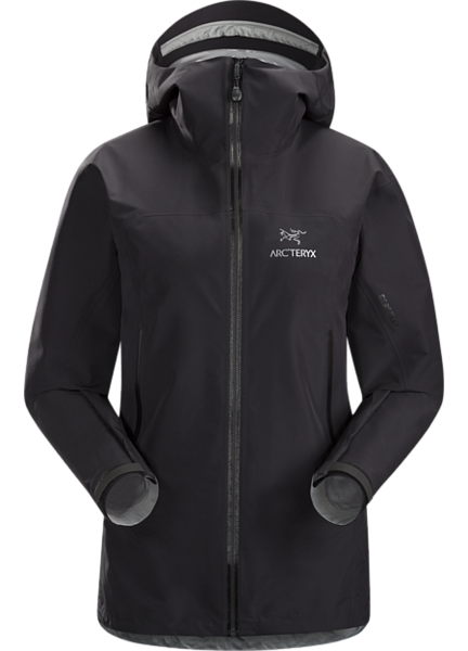 Arcteryx Zeta LT GTX Jacket - Women's Color: Black
