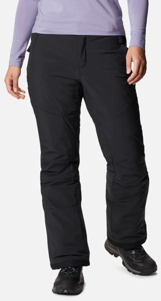 Columbia Kick Turn Insulated Pant - Women's Color: Black