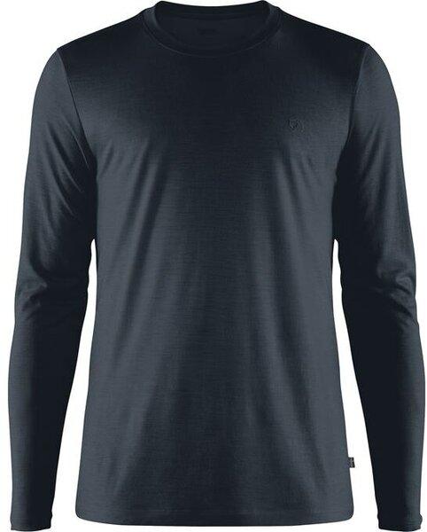 Fjallraven Abisko Wool Long Sleeve Shirt - Men's