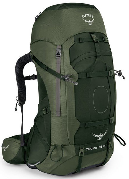 Osprey Aether AG 85 Pack - Men's Color: Adirondack Green