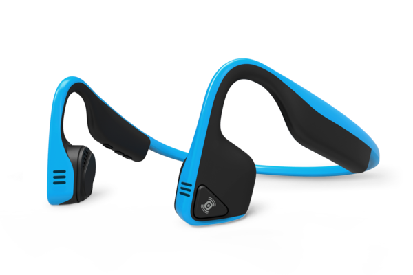 AfterShokz Trekz Titanium Color: Ocean (Blue/Black)