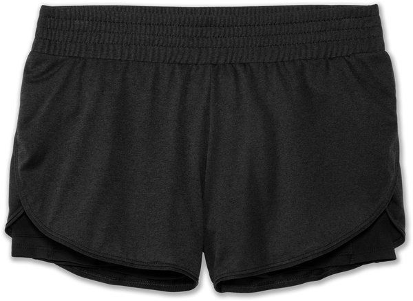 "Brooks Rep 3"" 2-in-1 Short - Women's"