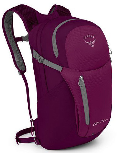 Osprey Daylite Plus 20 Color: Eggplant Purple
