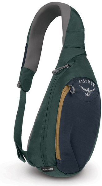Osprey Daylite Sling Color: Stone Grey/Sage Green