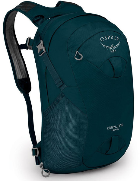 Osprey Daylite Travel Pack Color: Petrol Blue