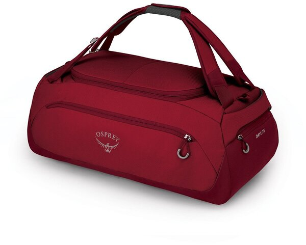 Osprey Daylite Duffel 45 Color: Cosmic Red