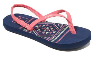 Reef Little Reef Bliss-Full - Kid's Color: Navy Del Sur