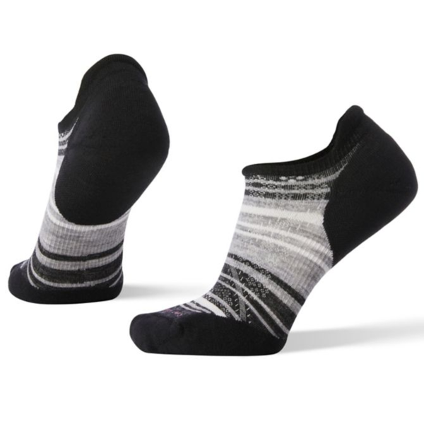 Smartwool PhD® Run Light Elite Striped Micro Socks - Women's