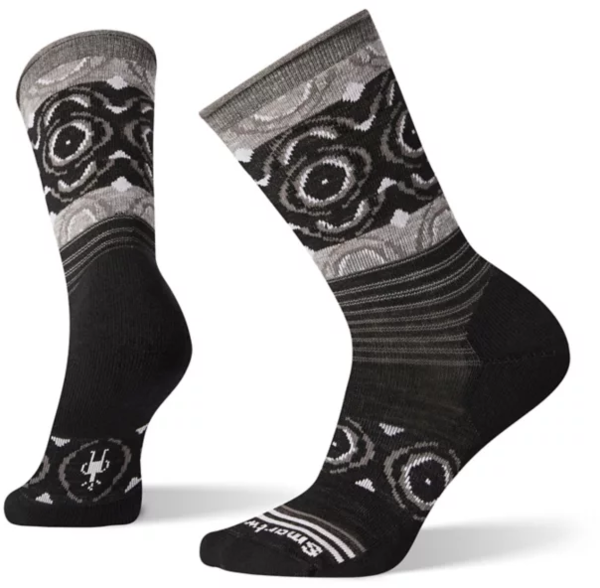 Smartwool Non-Binding Pressure Free Dot Crew Socks - Women's