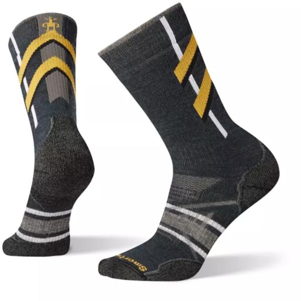 Smartwool PhD® Nordic Medium Pattern Socks - Men's