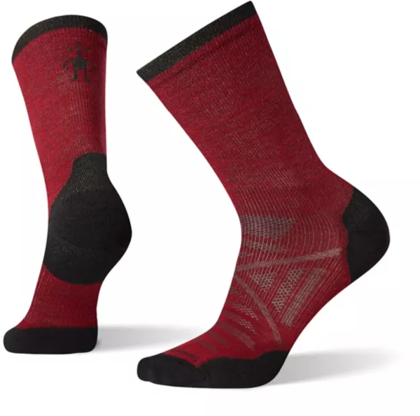 Smartwool PhD® Run Cold Weather Mid Crew Socks - Men's - *ONLINE ONLY*