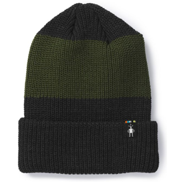 Smartwool Snow Seeker Ribbed Cuff Hat
