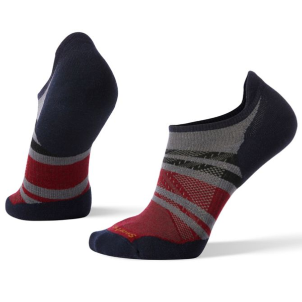 Smartwool PhD® Run Light Elite Pattern Micro Socks - Men's