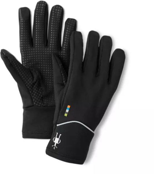 Smartwool Merino Sport Fleece Training Glove Color: Black