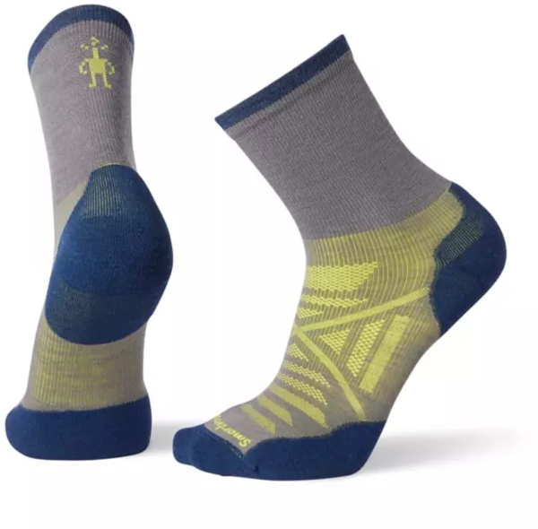 Smartwool PhD® Run Cold Weather Mid Crew Socks - Men's