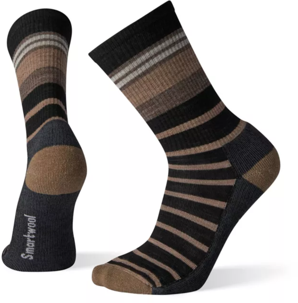 Smartwool Hike Light Striped Crew - Men's