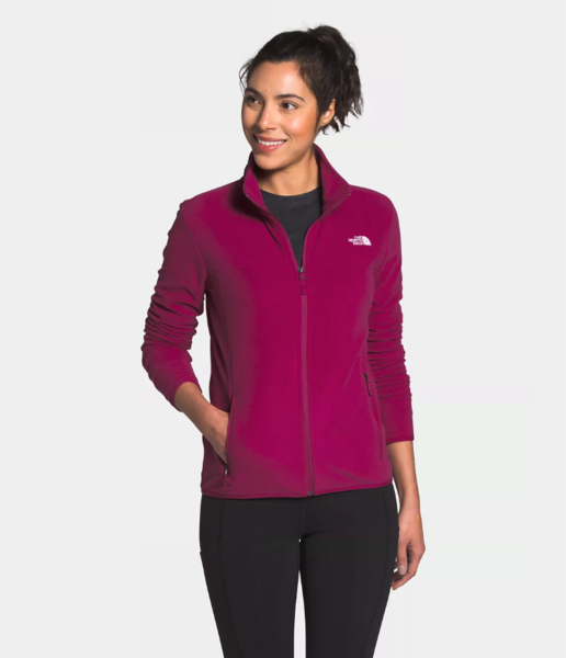 The North Face TKA Glacier Full-Zip Jacket - Women's