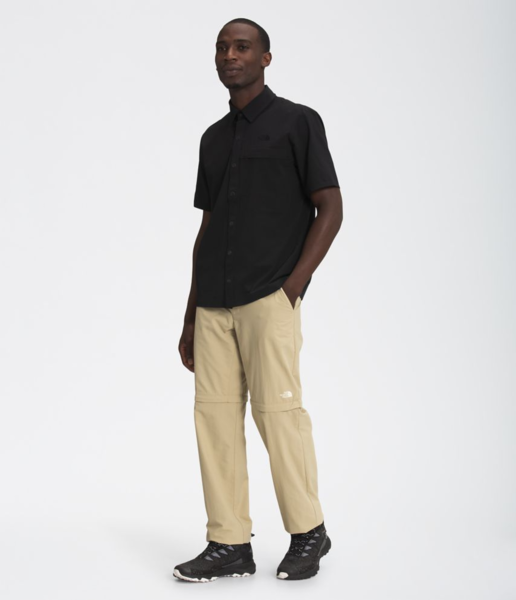 The North Face First Trail S/S UPF Shirt - Men's