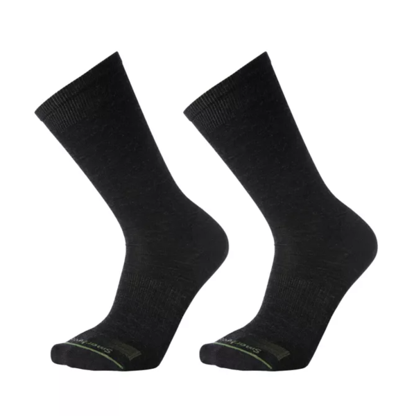 Smartwool Everyday Anchor Line Crew 2-Pack - Men's