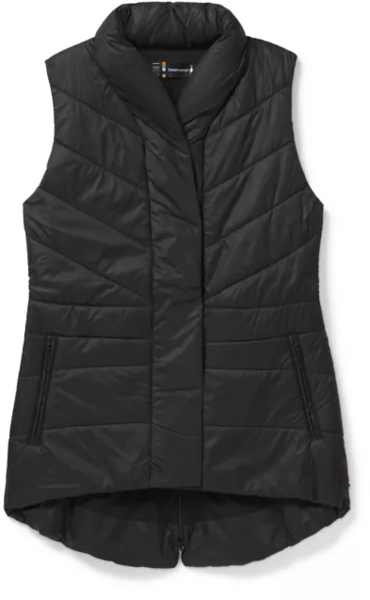 Smartwool Smartloft 150 Vest Color: Black