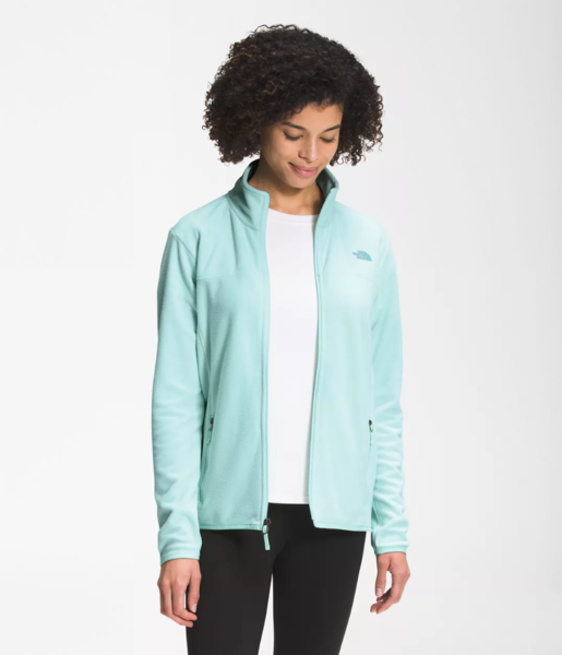 The North Face TKA Glacier Full Zip Jacket - Women's