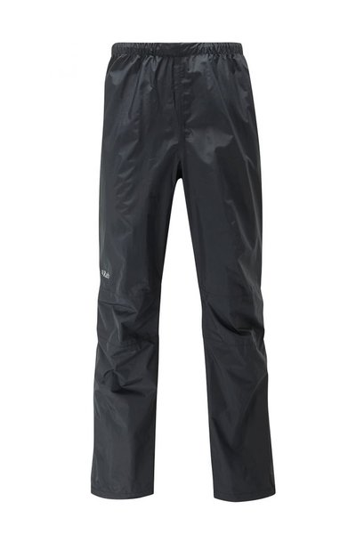 Rab Downpour Pants - Long - Men's Color: Black
