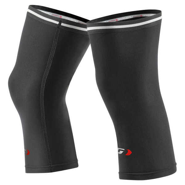 Garneau Knee Warmers 2 Color: Black