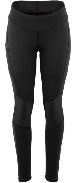 Garneau Solano 3 Chamois Tights - Women's Color: Black