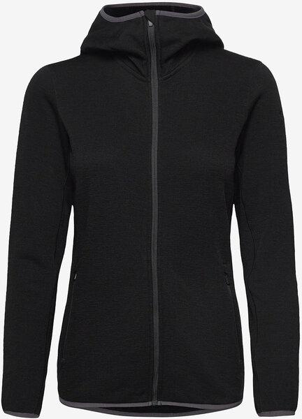 Icebreaker Elemental 330 Long Sleeve Zip Hood Jacket - Women's
