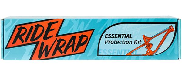 Ridewrap Essential MTB Gloss Frame Protection Kit