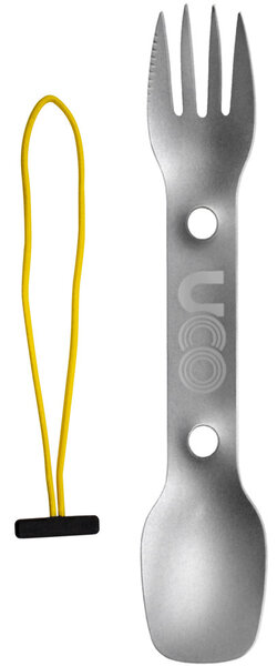 UCO Gear Titanium Utility Spork