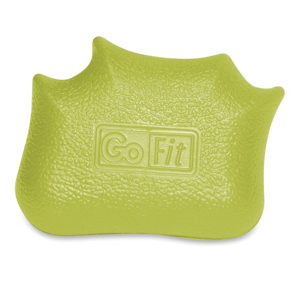 GoFit Gel Hand Grip Color: Green - Medium