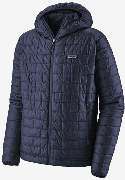 Patagonia Nano Puff Hoody - Men's Color: Classic Navy
