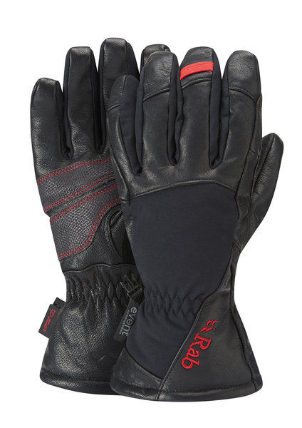 Rab Guide Glove Color: Black