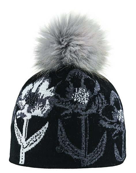 Bula Peonie Beanie Color: Black