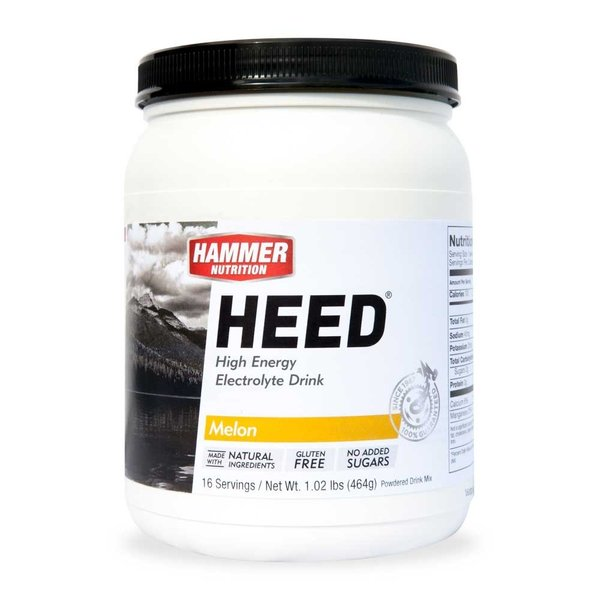 Hammer Nutrition Heed - Melon - 16 Servings (464g)