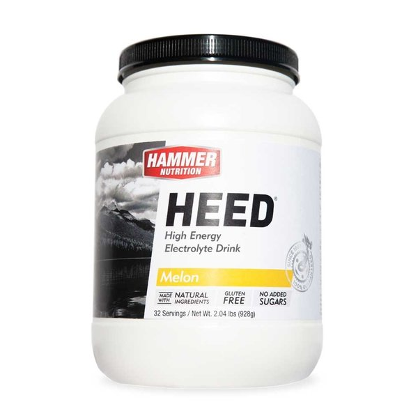 Hammer Nutrition Heed - Melon - 32 Servings (928g)