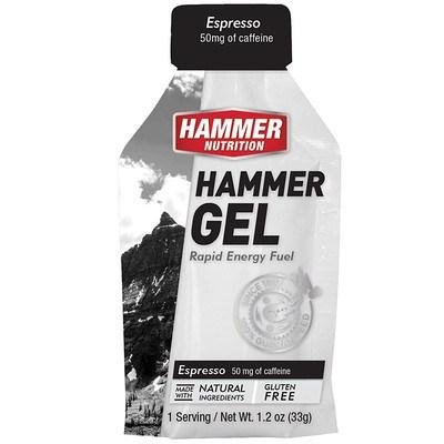 Hammer Nutrition Hammer Gel - Espresso - Single Serving (33g)