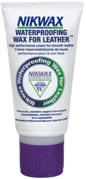 Nikwax Waterproofing Wax for Leather - 100ml