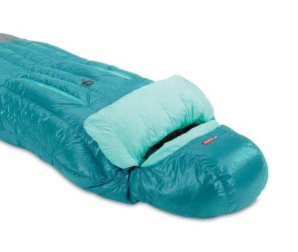 NEMO Rave Down Sleeping Bag - Women's (-9C/15F)