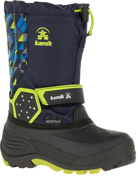 Kamik Icetrack P - Kid's Color: Navy