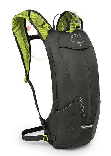 Osprey Katari 7 Hydration Pack - Men's Color: Lime Stone