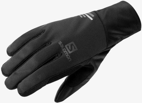 Salomon Equipe Glove Color: Black