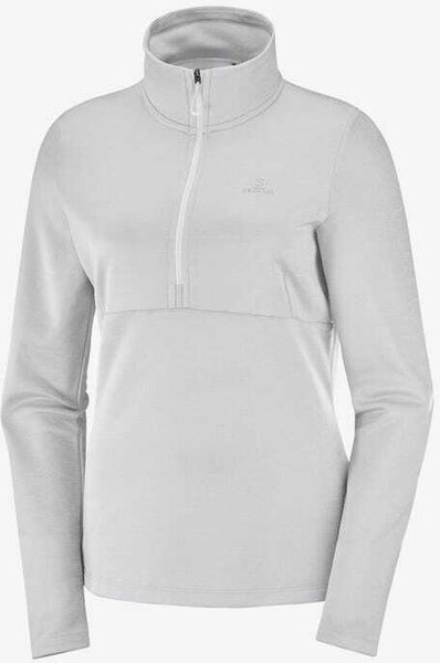 Salomon Transition Half Zip Midlayer Top - Women's